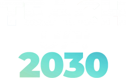 Logo Teach Up! 2030